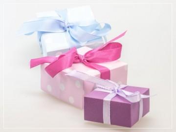 Gutschein Geschenkmotiv