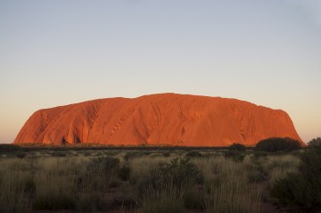 Didgeridoo Ayers Rock