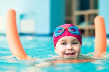 Baby Schwimmen am Mittwoch