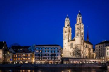 Fotokurs Zürich - Blaue Stunde