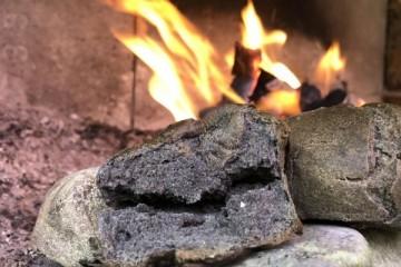 Teamevent: Kohlrabenschwarzes Brot