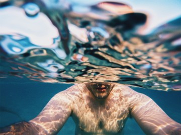 Erwachsenen-Schwimmen für Anfänger / Mittwoch