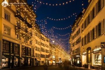 Fotokurs Weihnachtslichter Zürich