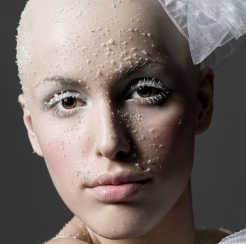 Der Schminkkurs für Glatzen mit anschliessendem Fotoshooting