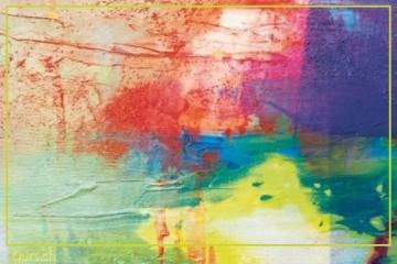 Malkurs mit Acrylfarben
