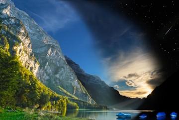 Stimmung und Sterne – Landschaftsfotografie