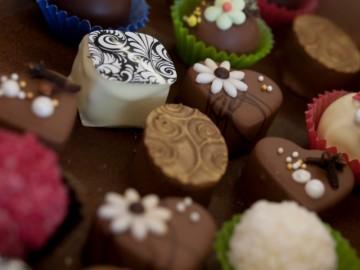 Schokoladenkurs Pralinen von A - Z