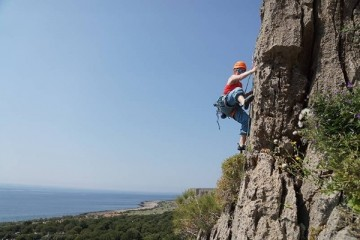 Kletterkurs Sizilien