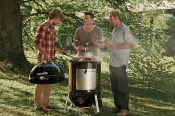 Smoken - Räuchern - Grillieren
