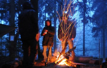 Wochenendkurs Survival / Bushcraft
