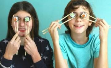 Sushikurs Kinder