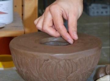 Teamevent im Keramikatelier