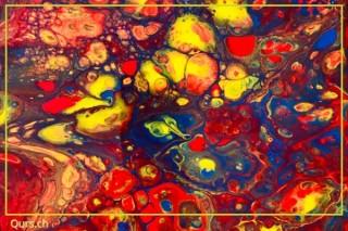 Malkurs abstrakt experimentell