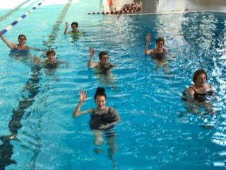 Aquafitness Kurs