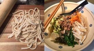 Asian Noodle Class: Handmade Udon Noodles