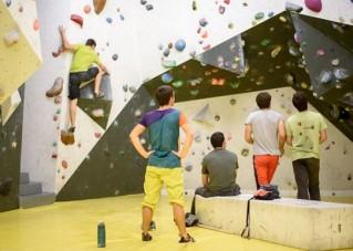 Bouldern Kletterkurs