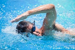 Erwachsenen-Schwimmen Technik / Sonntag