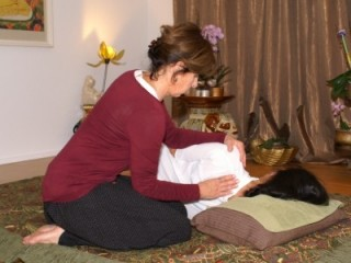 Faszien Massage