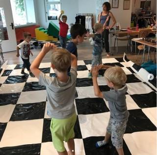 Schach Feriencamp Horgen
