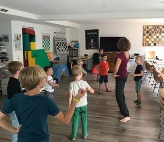 Schach Feriencamp Zug