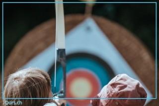 Bogenschiessenkurs für Kinder