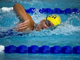 Erwachsenen-Schwimmen Fortgeschrittene