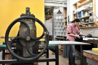 Kupferdruck Kurs