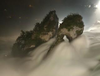 Fotokurs: Stimmungsbilder am Rheinfall