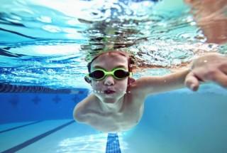 Schwimmtechnik Kinder in Zürich Grünau