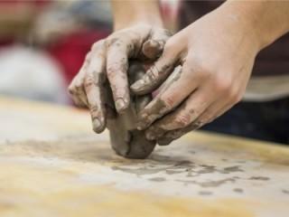 Keramikkurs: Ton formen