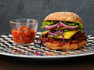 Kochkurs: Vegan Fast Food