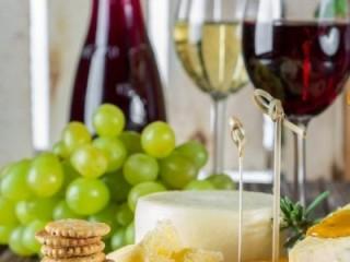 Wein und Kaese in Bern