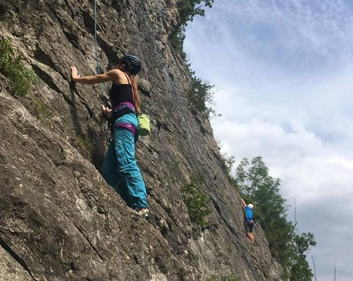 Klettern Einstiegswoche