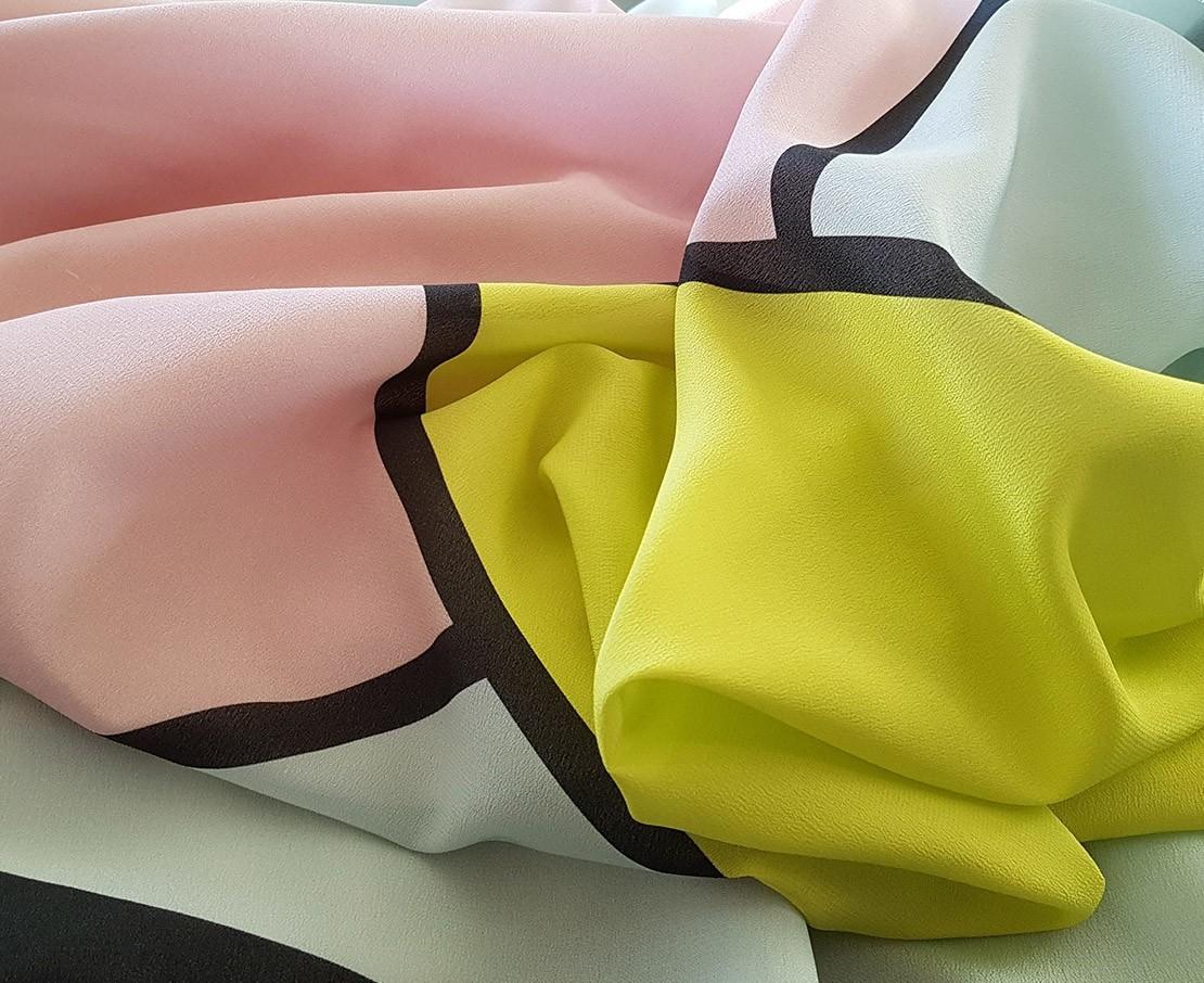 Textilkurs: Stoff-Design Kleid/Stoff
