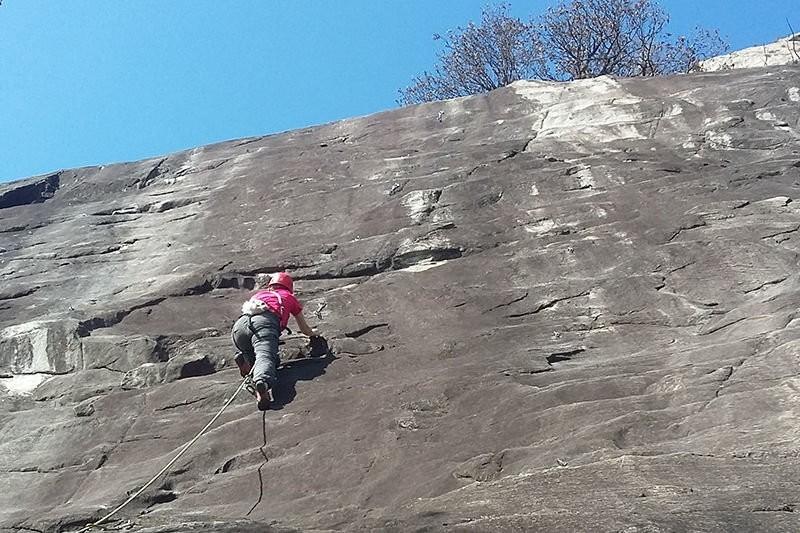 Klettern Einstiegswoche Tessin