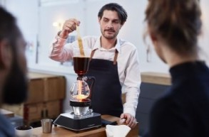 Baristakurs: Alternative Brühmethoden