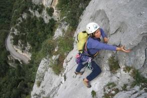 Kletterkurs: Arco - Hohe Wände im Sarcatal