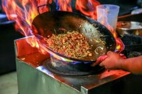 Kochkurs: Wok mit Asiatischen Gerichten