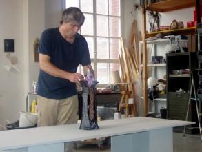 Ateliertage: Materialien kennen lernen