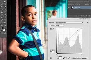 Bildbearbeitungskurs: Photoshop Basics