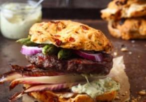 Grillkurs Burger