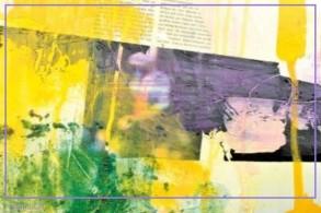 Farbkurs: Collage & Mixed Media. Sammeln – zerlegen – zusammenfügen.