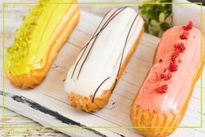Dessertkurs : Eclair & Pâte à Choux Kurs