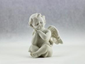 Engel fröhlich & singend, dick & federleicht, schlicht & bunt