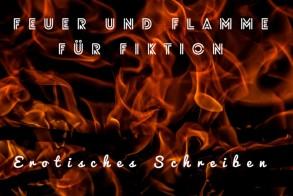 Schreibkurs: Feuer und Flamme für Fiktion