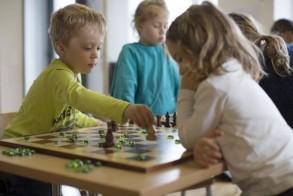 Schach-Feriencamp in Zürich Wollishofen