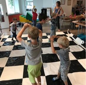 Schach-Feriencamp in Horgen