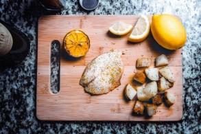 Kochkurs: Köstlicher Fisch