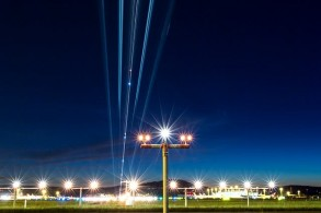 Fotokurs: Airport by Night