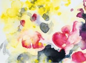 Farbkurs: Frühling – Sinfonie der Farben. Eine aquarellistische Horizonterweiterung.